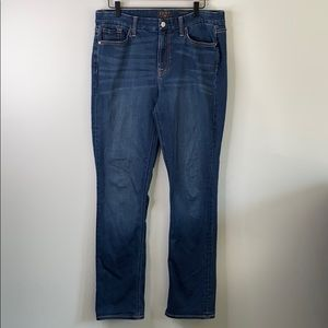Jen7 by 7 for All Mankind Slim Straight jeans - 10